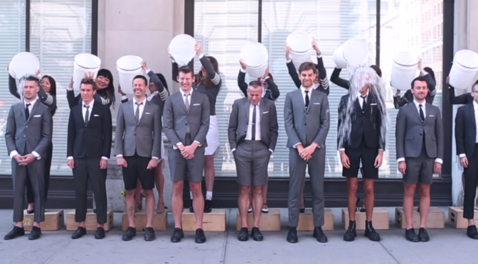 Virale Flut: Ice Bucket Challenge-Videos im Netz