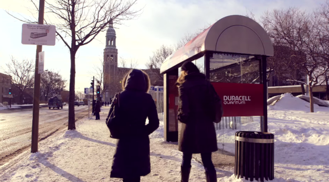 "Der Winter kann kommen: Duracells ""Moments of Warmth"""
