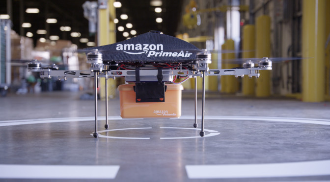 E-Commerce: Amazon liefert Details zum Drone Delivery Programm