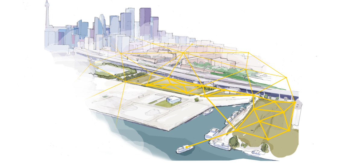 Sidewalk Labs - Digital Infrastructure Vision