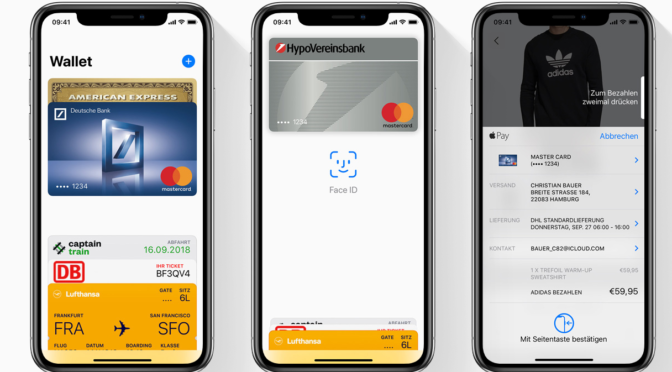 Apple Pay – Bezahl-Revolution in Deutschland?
