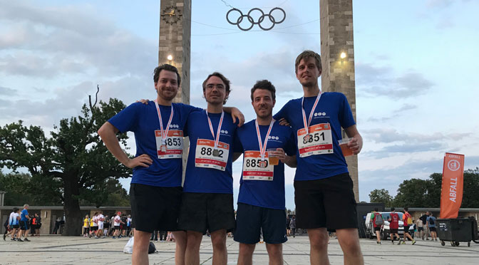 GIM Berlin bei B2Run 2019
